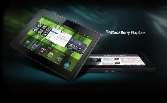 Ipad II está a atrasar envio de peças para outros Tablets Blackberry-Playbook-580x359