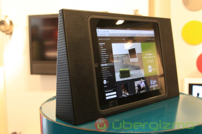 best ipad sound system ever here s the beoplay a3 launched by b o play video tablet news. Black Bedroom Furniture Sets. Home Design Ideas