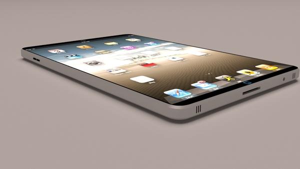 Apple iPad Mini Concept