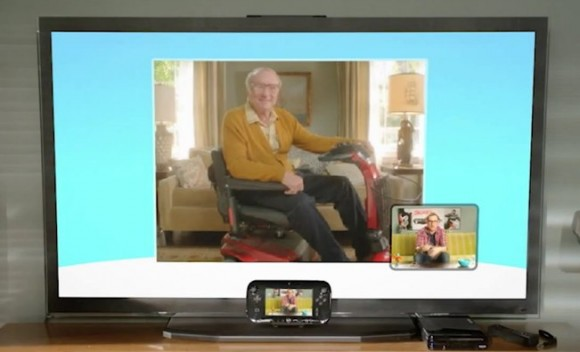 Nintendo unveils finalized wii u console at e3 2012 for Nintendo wii u tablet