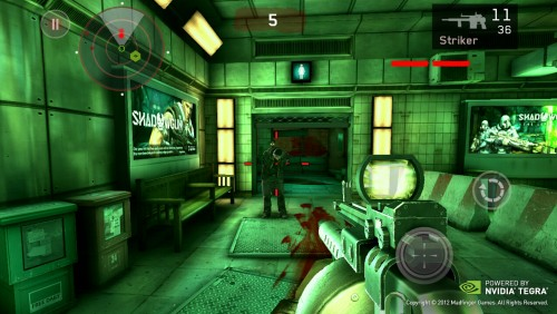 E3 2012: Nvidia Shows Off Some Cool Tegra 3 Games - Tablet News