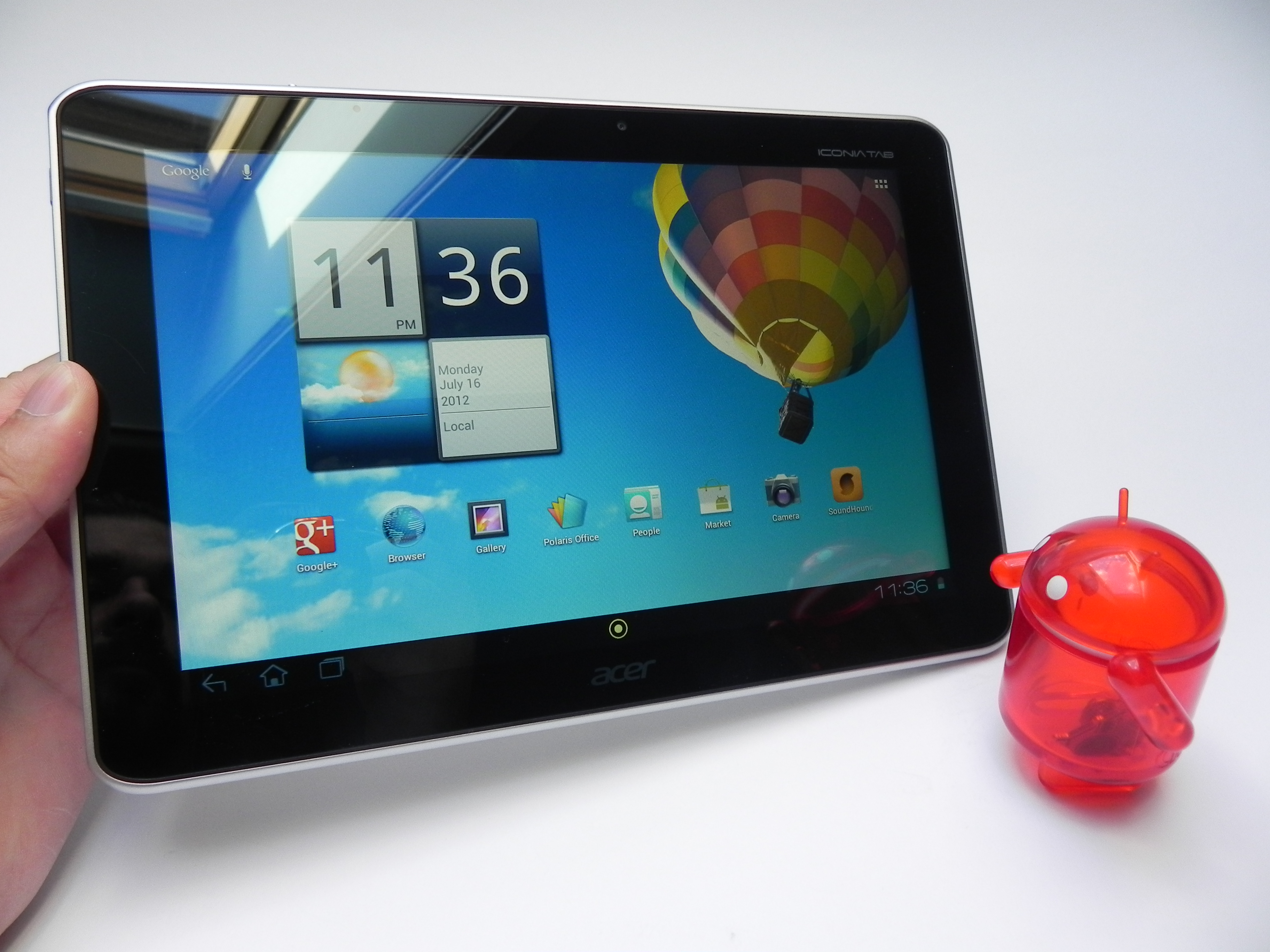 Tablet acer a101