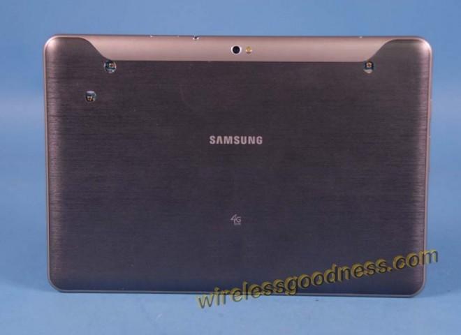 Samsung CDMA 4G LTE Galaxy Tab 101 Goes Through Teardown