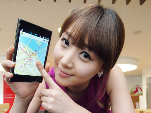 LG Optimus Vu 5 Inch Phablet Launched Internationally