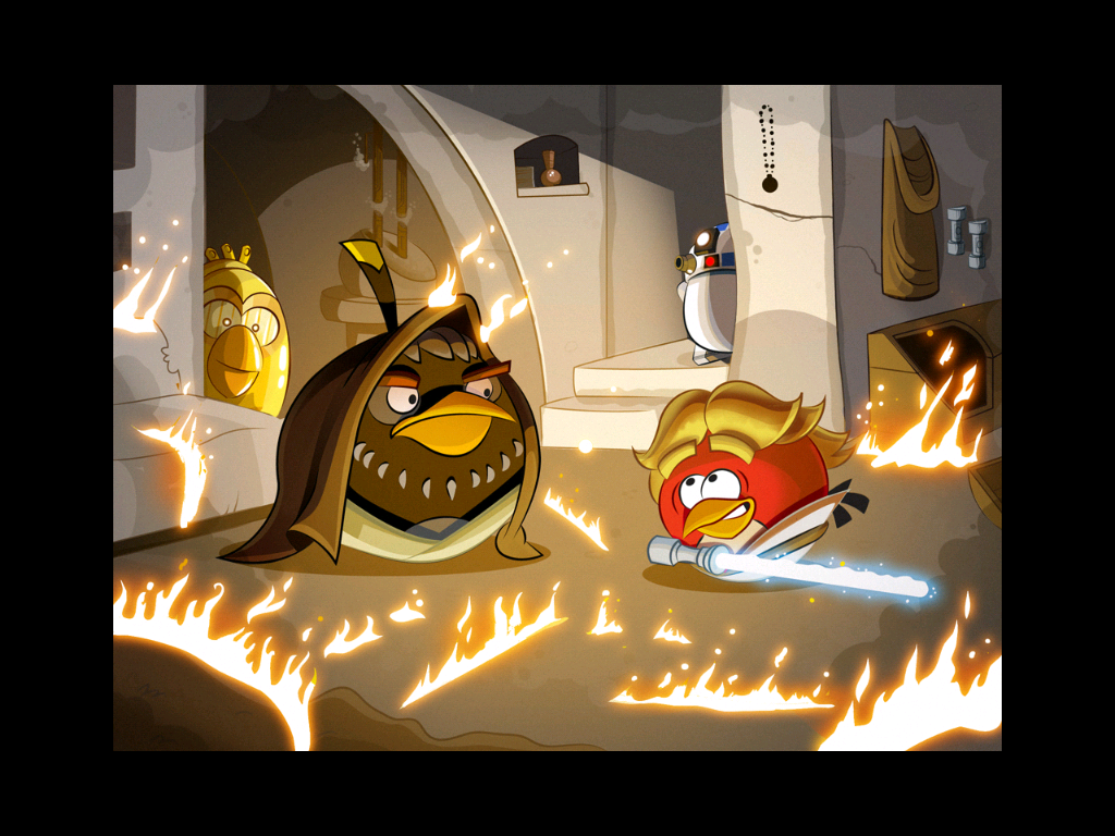 Angry Birds Star War Game Play Free Online