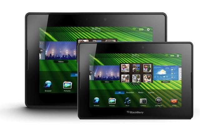RIM Preparing BlackBerry 10 Tablets As Well