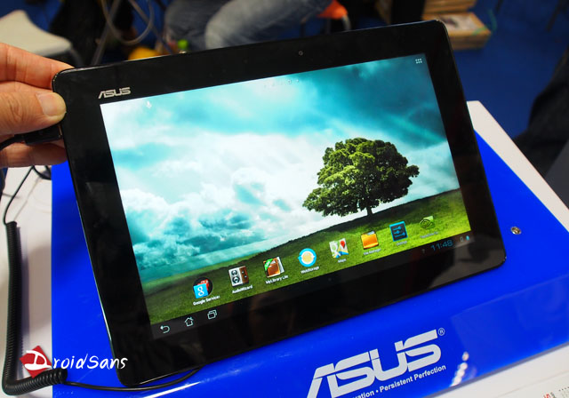 ASUS MeMo Pad Smart Launched in Thailand, Also Sold There; 10 Inch