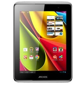 Archos 80 Xenon is a 3G Tablet That's Available in Germany | Tablet