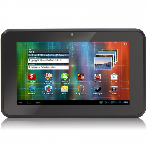 Prestigio MultiPad 7.0 Prime Duo 3G Tablet Available Now ...