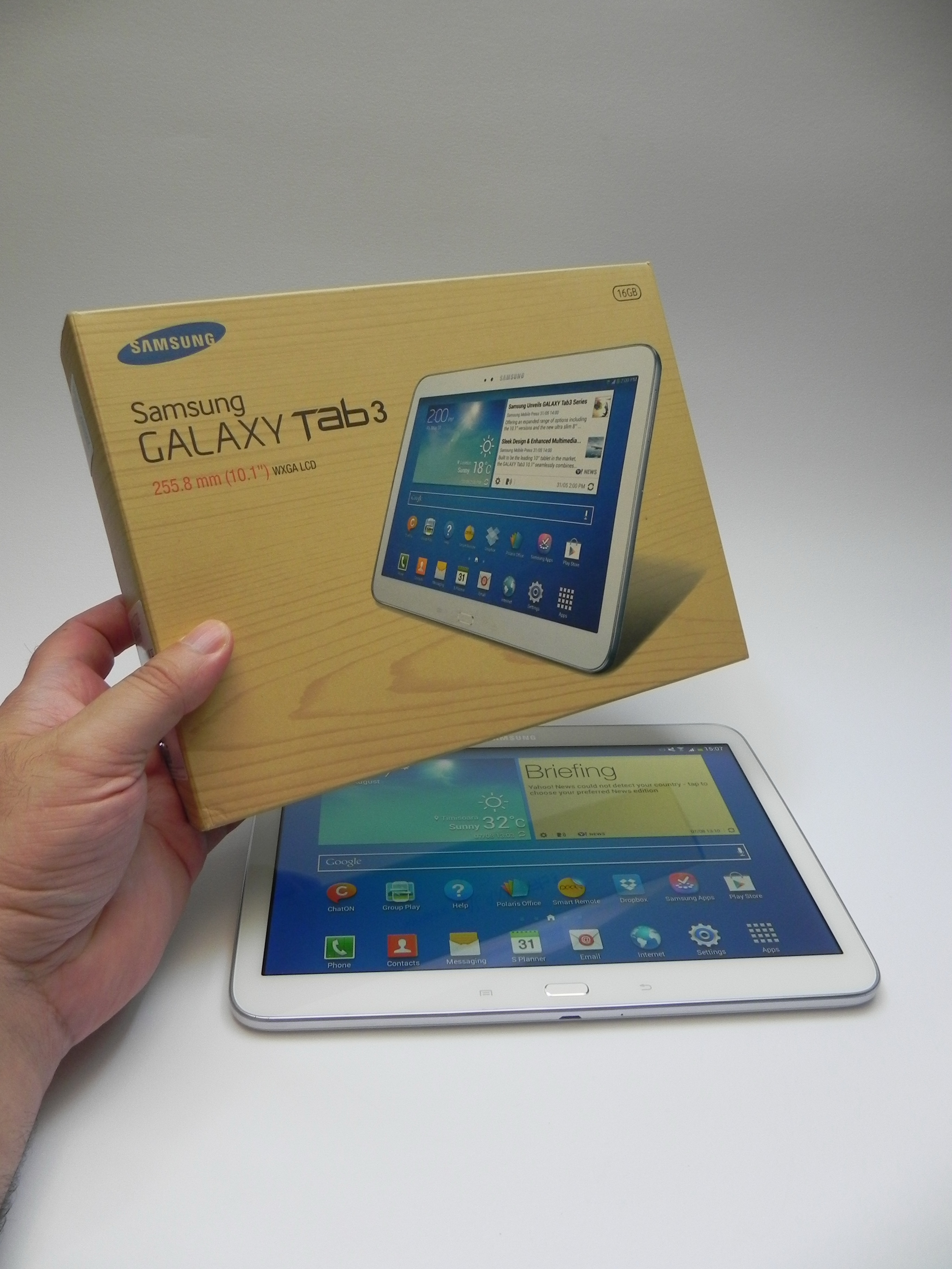 samsung galaxy tab unboxing wood themed box hides nothing totally new video