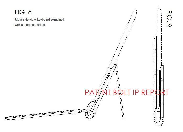 samsung gets fresh design patent for new keyboard