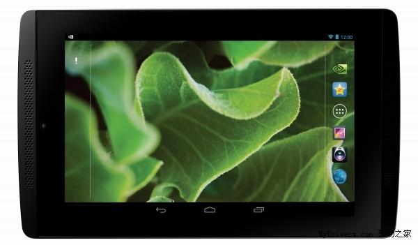 Colorfly T709 Q1 — китайский планшет с процессором Tegra 4