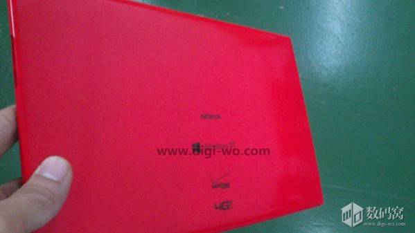 Nokia-Vanquish-red