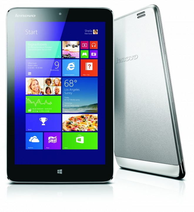 Lenovo Miix 2 8 inch Windows 8 Tablet Up for Preorder in Germany