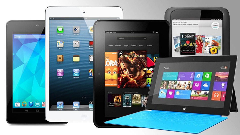 Battle of tablets, everybody fights, nobody wins Tablet News
