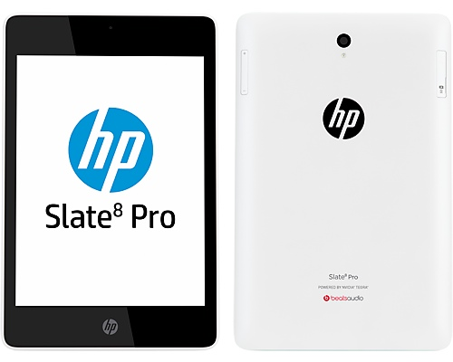 Hp Slate 8 Pro And Slate 7 Extreme Ready For Retail Debut Tablet News
