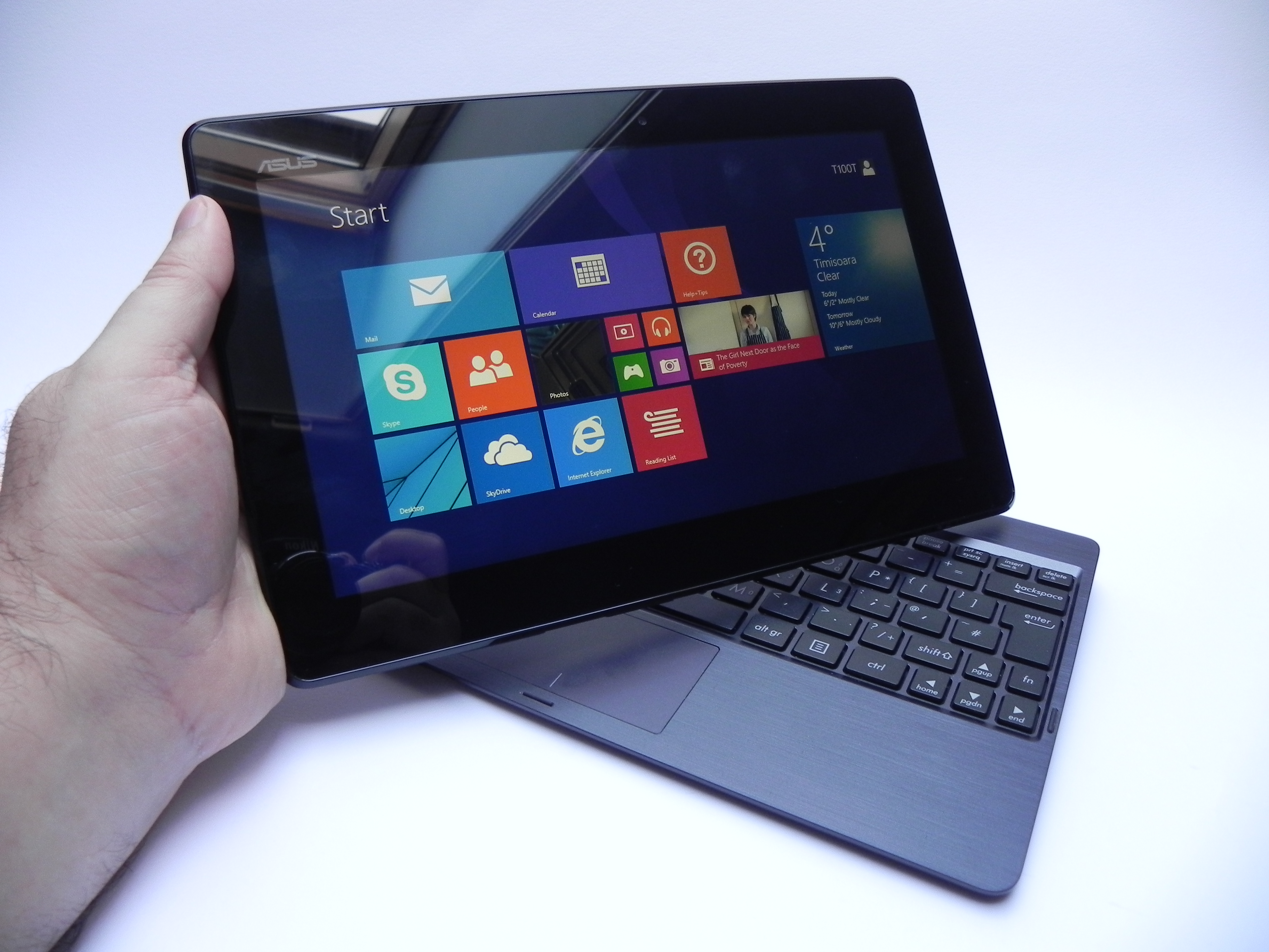 asus transformer book t100ta review tablet netbook hybrid with