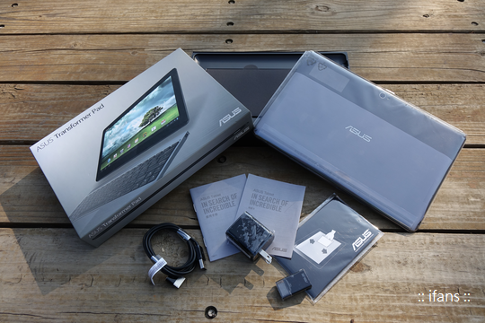 ASUS Transformer Pad TF502T on Sale Early, Apparently It's ...