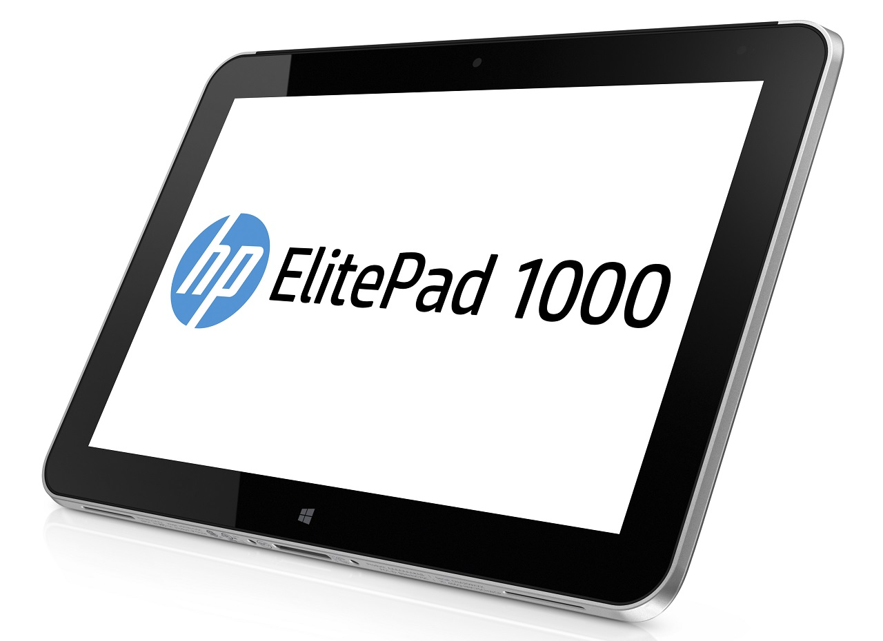 MWC 2014: HP launches the business tablet ElitePad 1000 G2 ...
