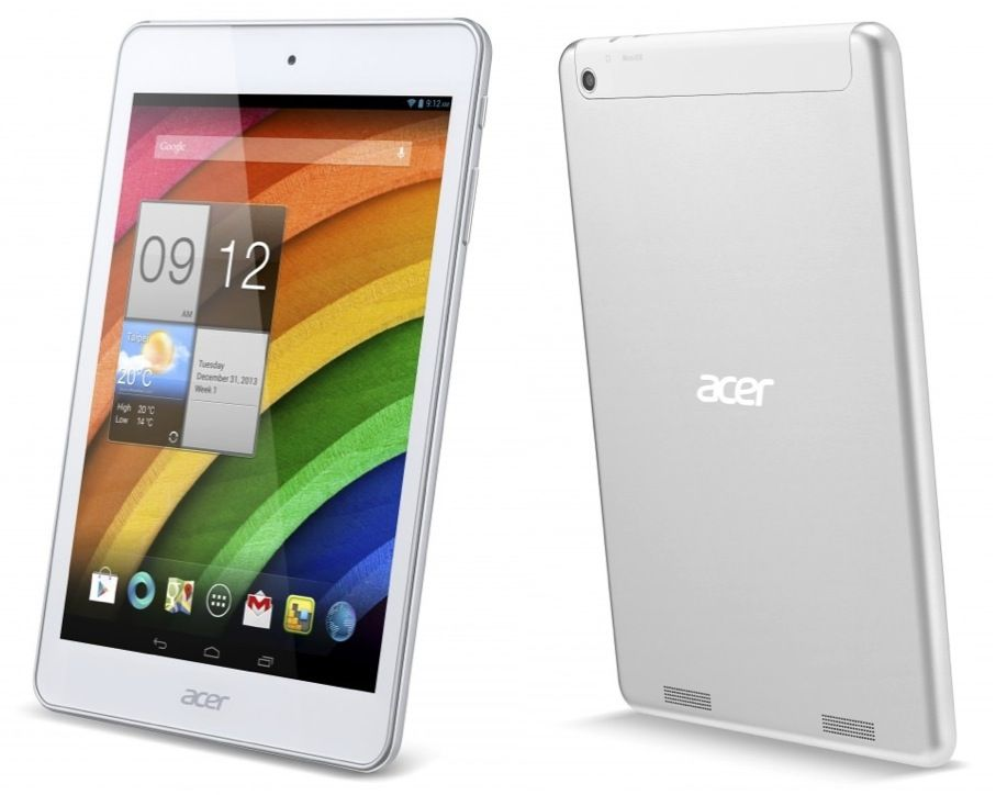 a new android tablet hits the fcc acer iconia a1 830