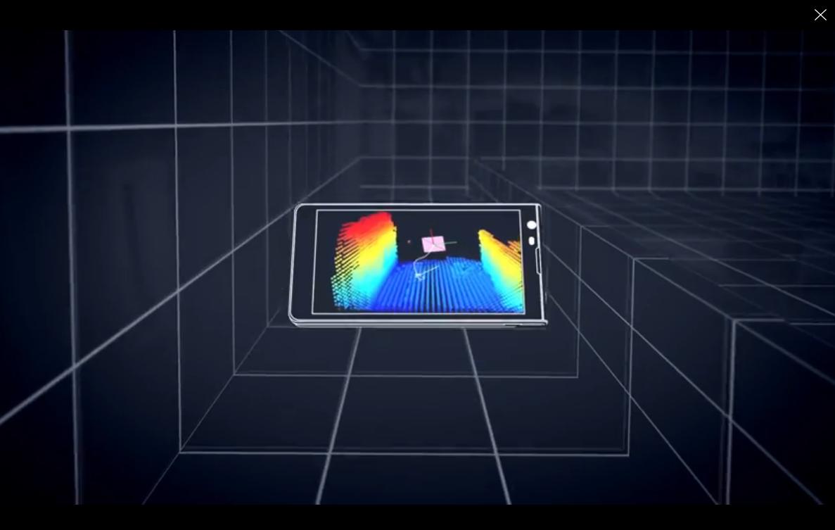 google planning tablet with sensors that can capture 3d images tablet news. Black Bedroom Furniture Sets. Home Design Ideas