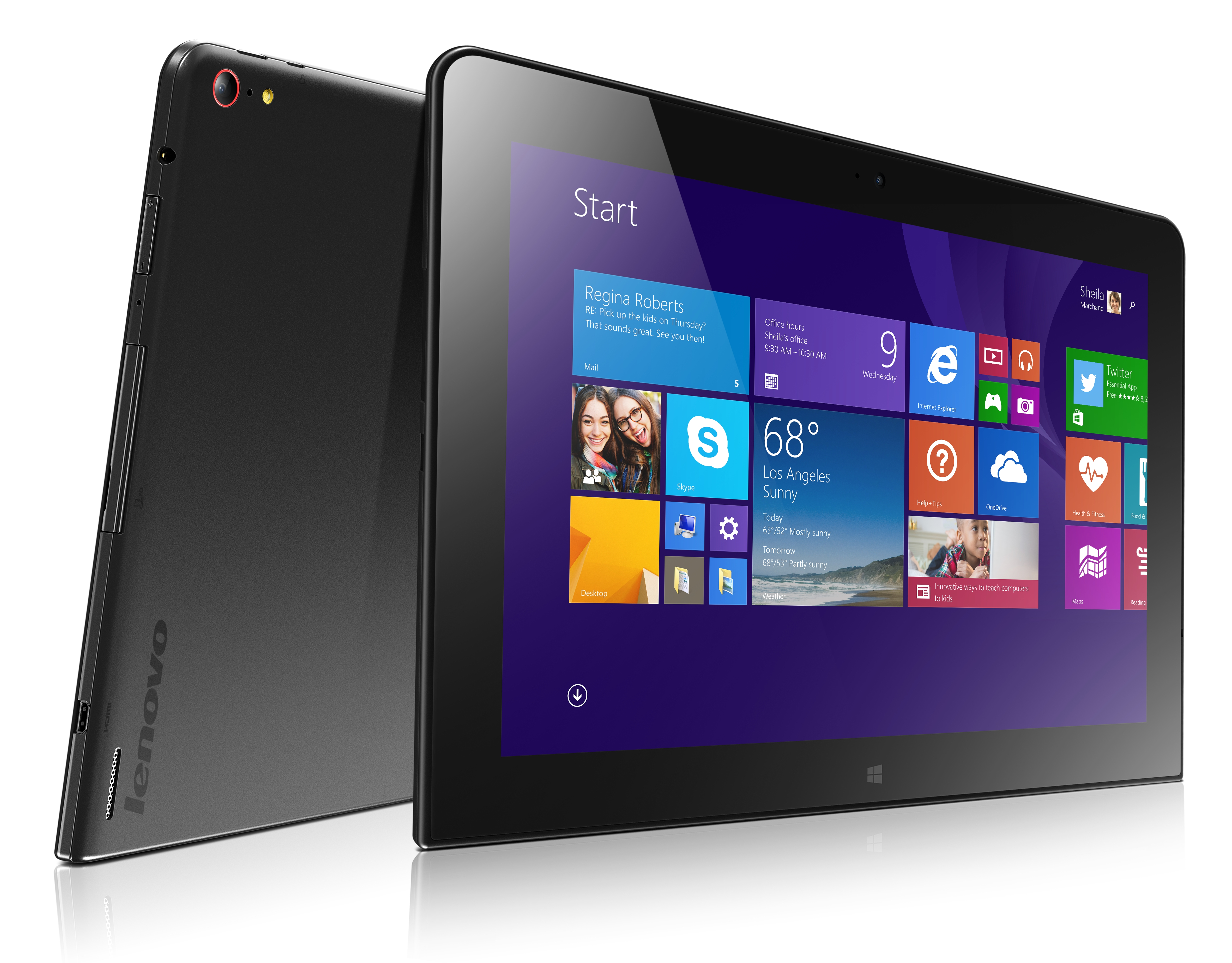 Lenovo announces the new best business tablet, the ...