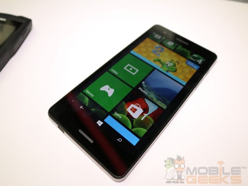 The biggest Windows Phone phablet launched at Computex ...