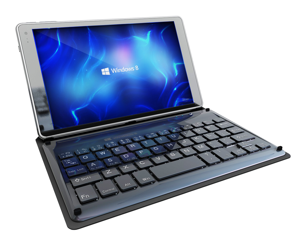 yashi tabletbook mini a1 is an 8 inch windows 8 tablet with a pretty good looking keyboard. Black Bedroom Furniture Sets. Home Design Ideas