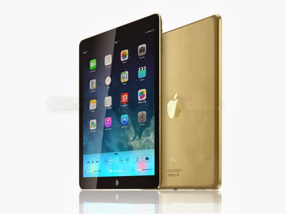 Apple Rumored to Launch New iPads Also in Gold Color ...