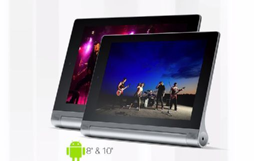 Lenovo announces yoga tablet 2 pro tablet with projector 13 inch