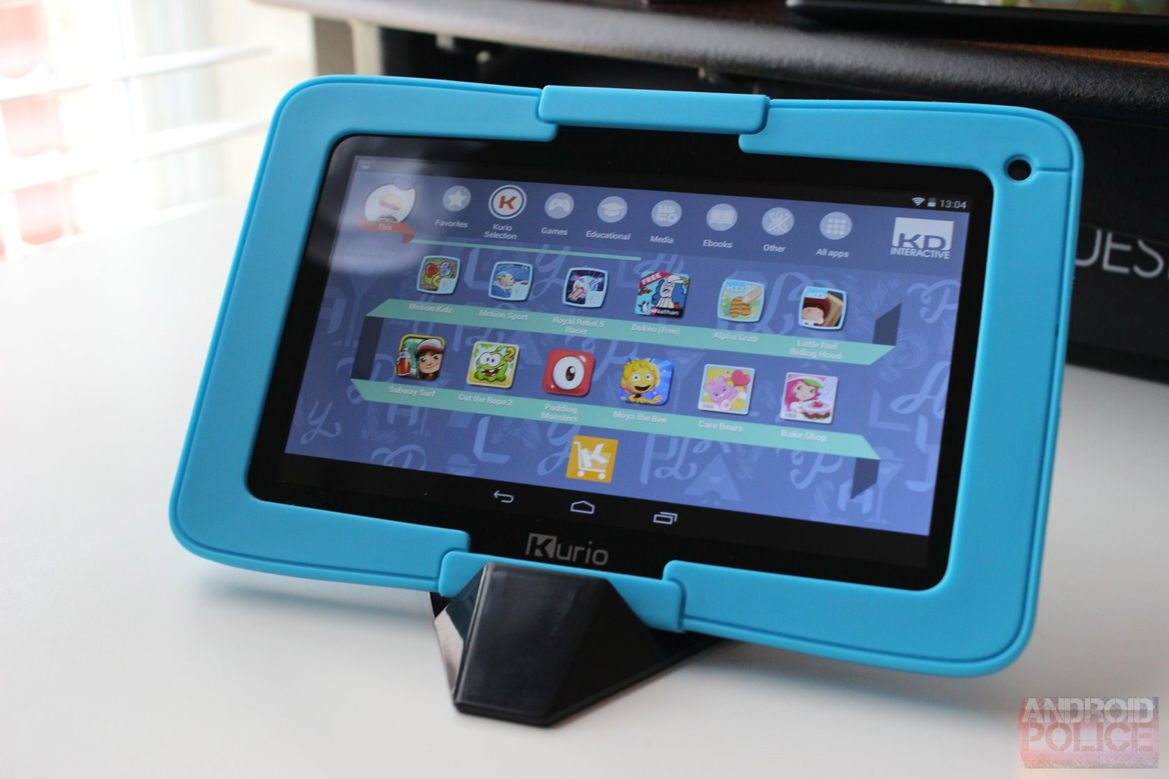 Kurio xtreme kids tablet gets reviewed ui gets praise tablet news