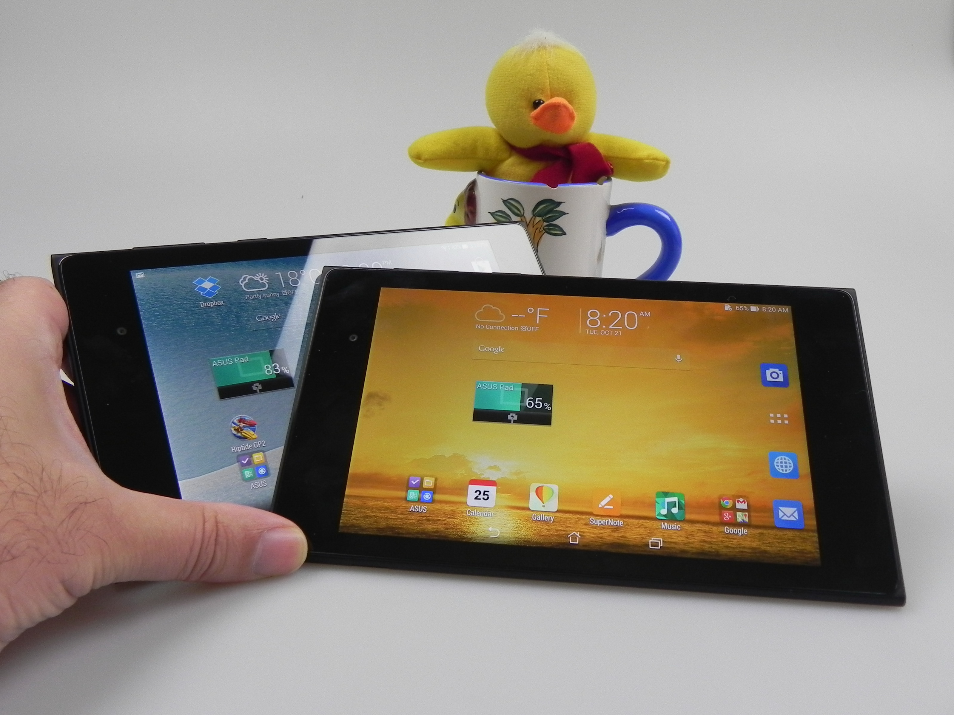 ASUS MeMo Pad 7 ME572C Review: Excellent Clutch Purse-Inspired