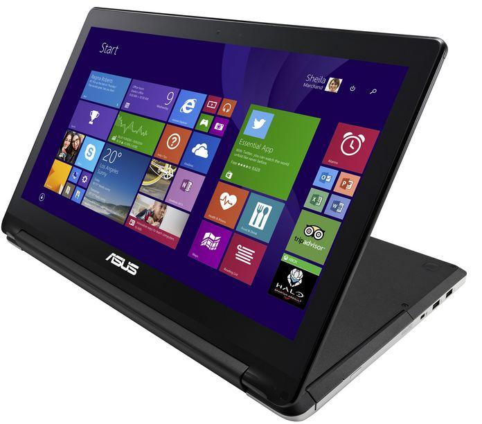 Asus Transformer Flip Book Laptop And Transformer T200 2