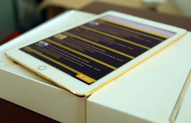 gold ipad 4