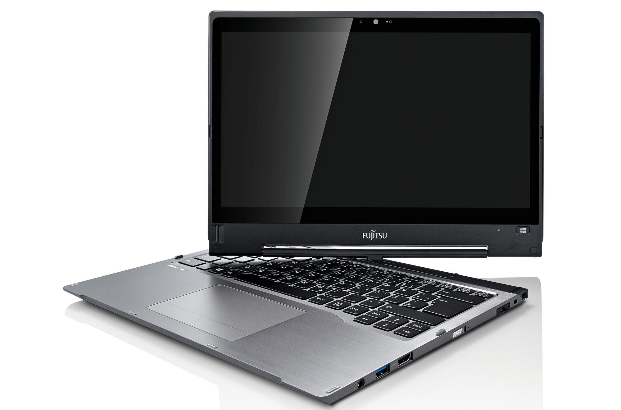 Ультрабук-трансформер Fujitsu Lifebook T725