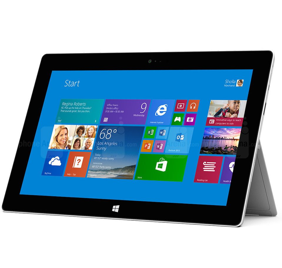 microsoft surface 2 0