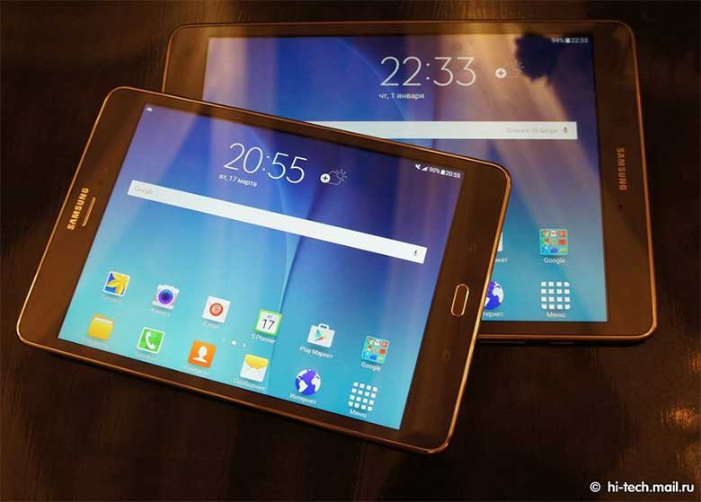 samsung galaxy tab a 8 inch and 9 7 tablets announced galaxy tab 3v also debuts locally. Black Bedroom Furniture Sets. Home Design Ideas
