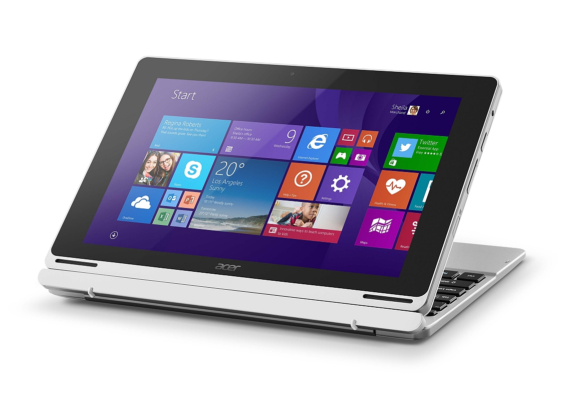 acer debuts new convertible and 2 in 1 devices aspire r11. Black Bedroom Furniture Sets. Home Design Ideas