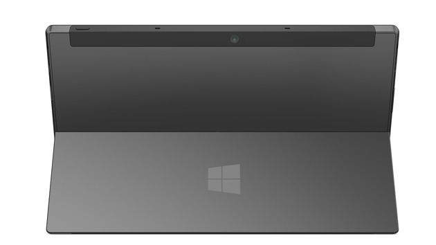 302860 microsoft surface with windows rt back view
