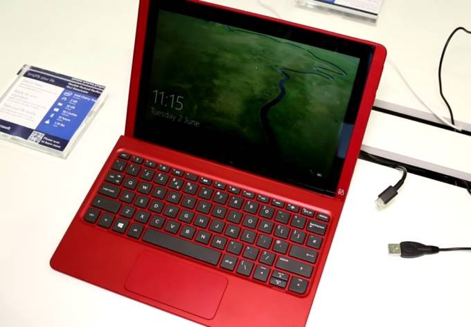 Hp Pavilion X2 10 Inch 2 In 1 Device Gets Updated With Cherry Trail Cpu Hands On Here Video Tablet News