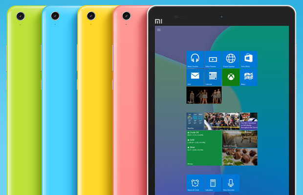 Xiaomi Might Launch a Windows 10 Tablet in the Next Couple of ...