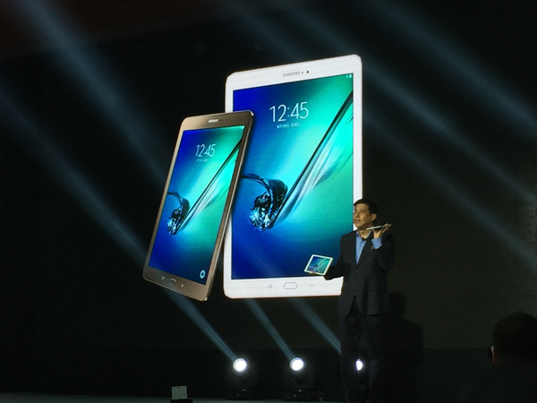 Samsung Galaxy Tab S2 Officially Launched in China; Full Details Emerge