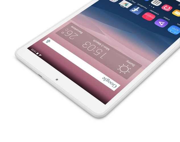 Alcatel OneTouch PIXI 3 (10) Tablet Debuts Officialy ...