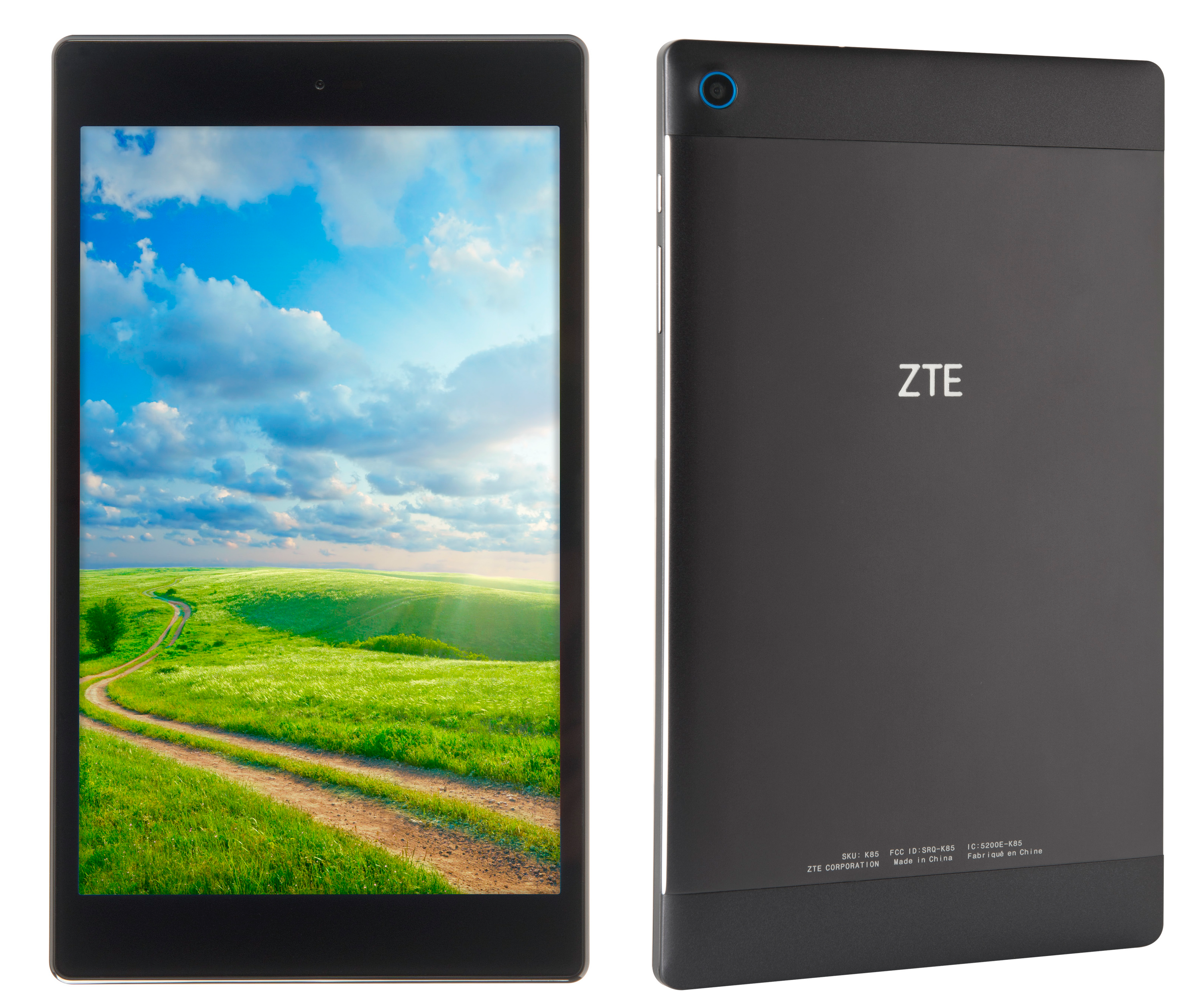 volunteer zte tablet format following details may