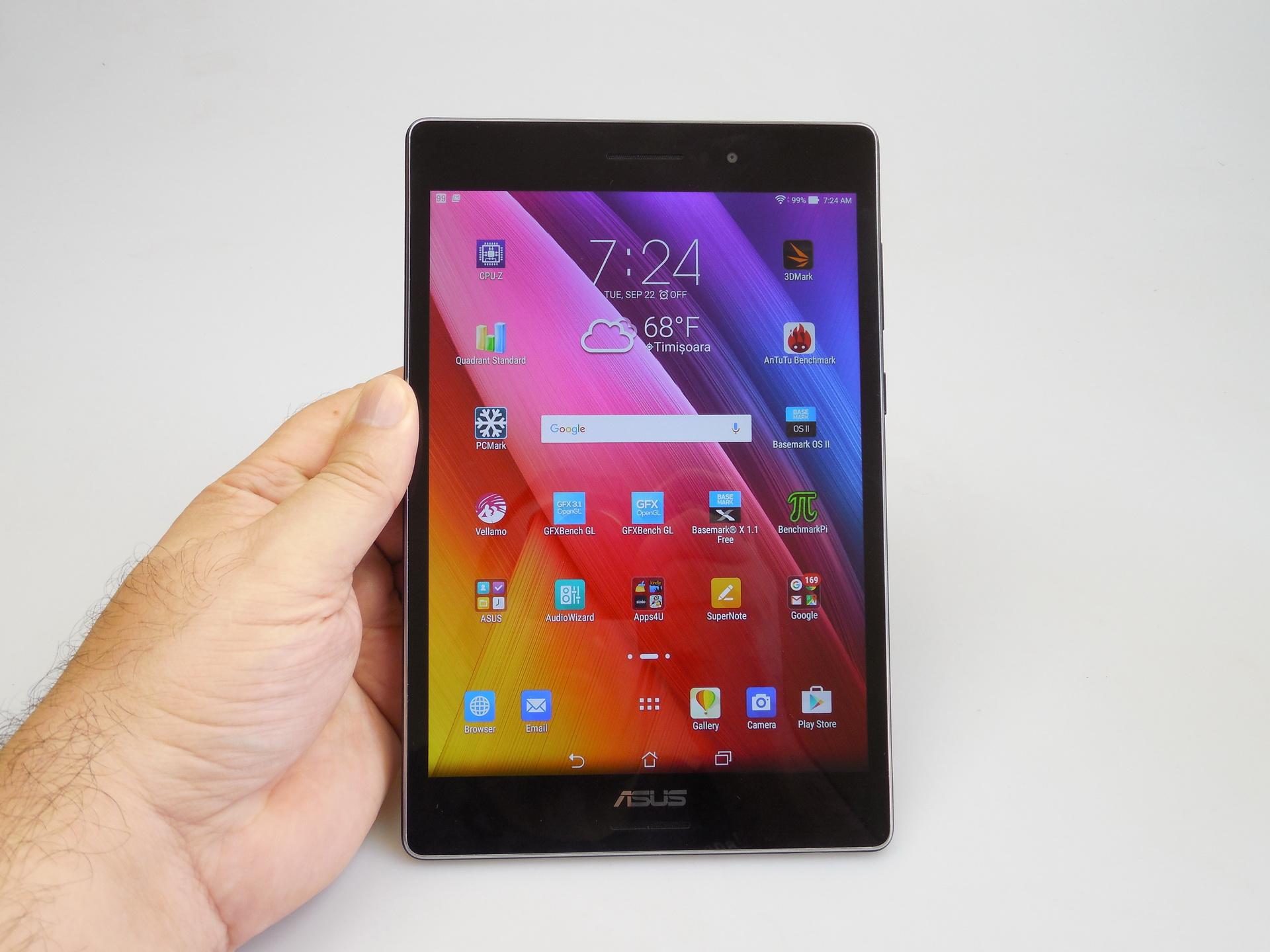 ASUS ZenPad S 8 0 Z580CA Review: Elegant and Slim Tablet