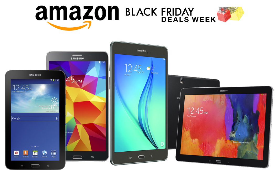 Amazon Black Friday Sale For Samsung Tablets Is Live Prices Starting At 79 99 Tablet News