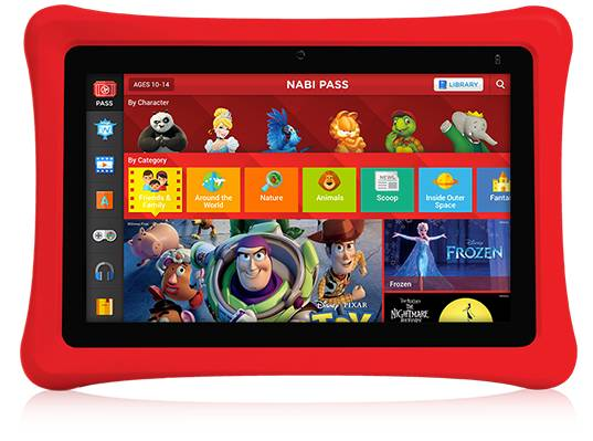Toy Maker Mattel Will Acquire Fuhu Maker Of Nabi Tablets Tablet News