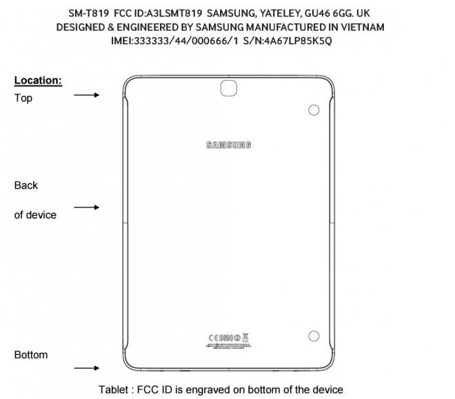The-Samsung-Galaxy-Tab-S3-9.7-SM-T819-hits-the-FCC