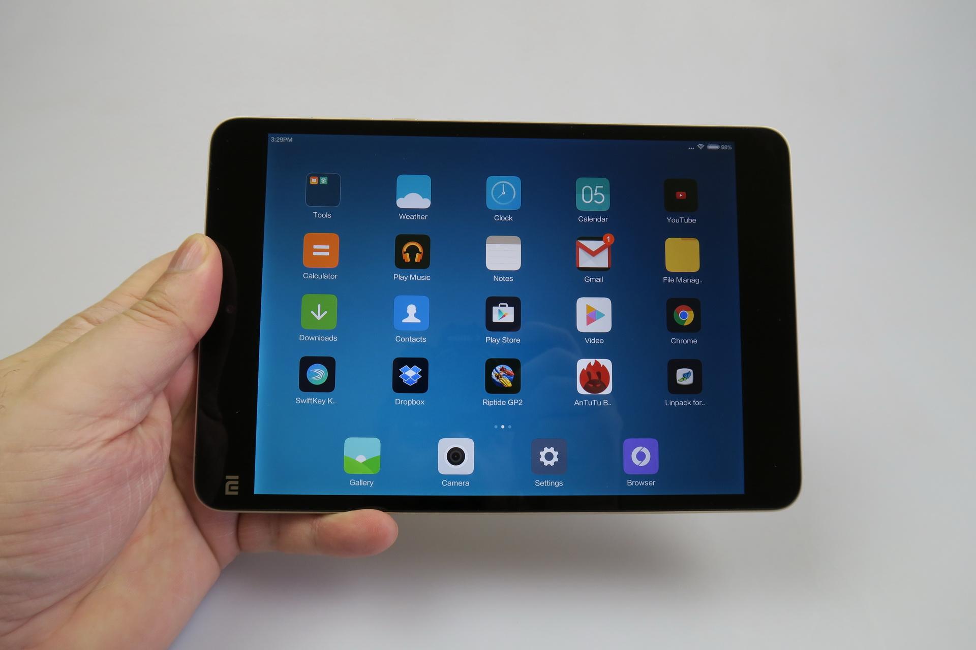 Xiaomi Mi Pad Wallpaper: Xiaomi Mi Pad 2 Review: Not An IPad Mini 4 Slayer, But