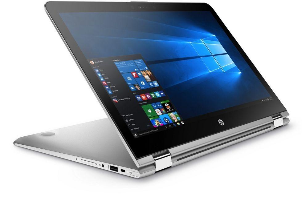 HP Debuts Slimmer Envy Laptops, With Midrange Specs